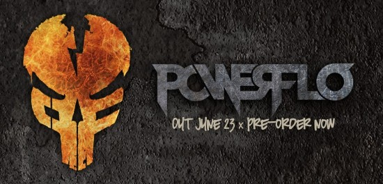 POWERFLO debut first-ever track/lyric video; pre-orders available for album now