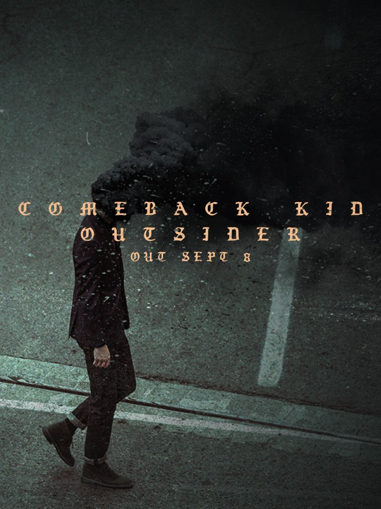 Comeback Kid drop 'Outsider' September 8