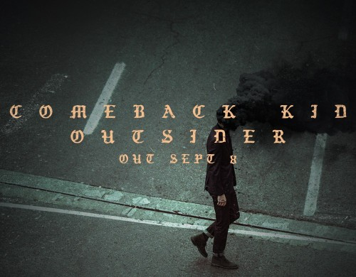 Comeback Kid album title announce