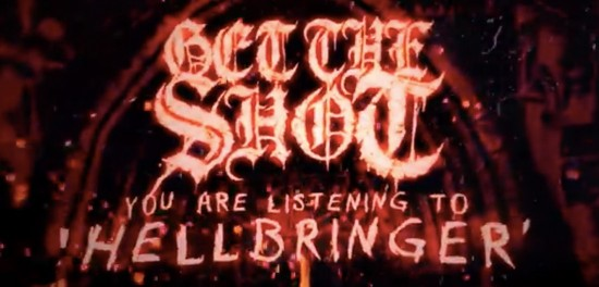 Get the Shot unleash lyric video for