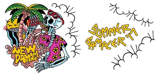 New Damage Records Unleashes the Ultimate Summer Sampler