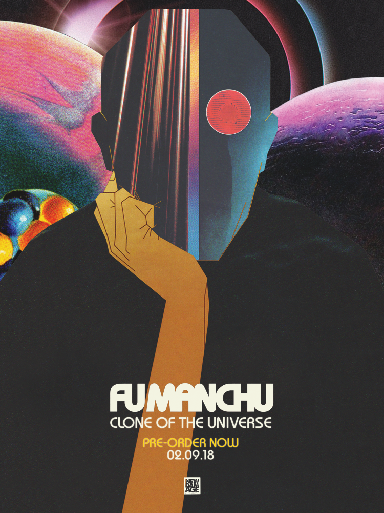 Fu Manchu unveil epic 18 minute track