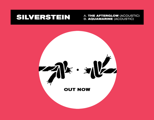Silverstein 'The Afterglow / Aquamarine' out now!