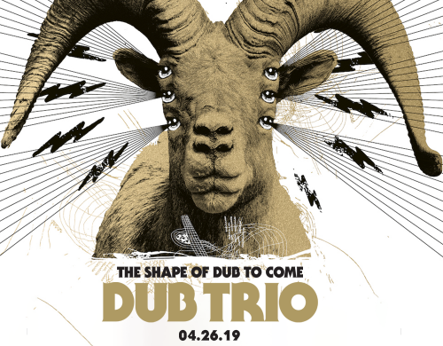 Dub Trio 'The Shape Of Dub To Come' out April 26!